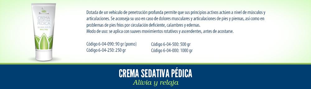 02 Crema Sedativa Pedica